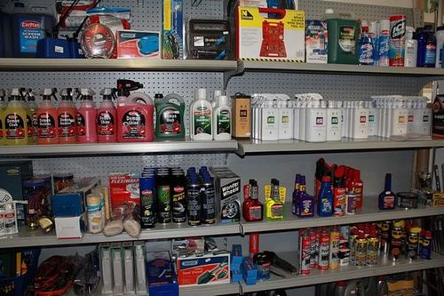 Mearns Hardware car accessories