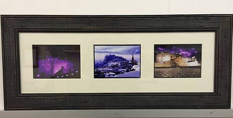Mearns Hardware picture framing